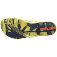 Ipanema Womens wave post Open Toe Casual