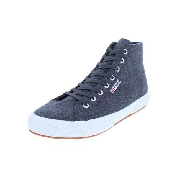 dcca9e628b0cd Superga Mens 2795 Fashion Sneakers Wool Hi Top
