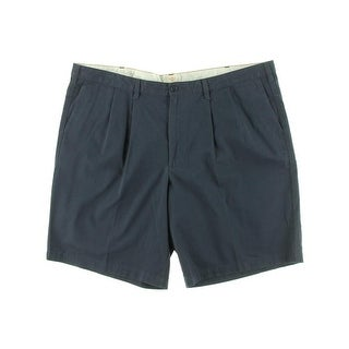 Dockers Mens Cotton Double Pleat Casual Shorts - 52