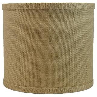 Link to Classic Burlap Drum Lampshade Similar Items in Lamp Shades