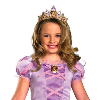 Tangled Rapunzel Princess Jewel Tiara