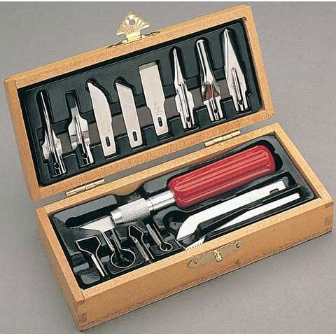 X-Acto - Deluxe Wood Carving Set
