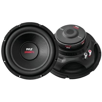 Pyle 10'' 1000 Watt Dual Voice Coil 4 Ohm Subwoofer