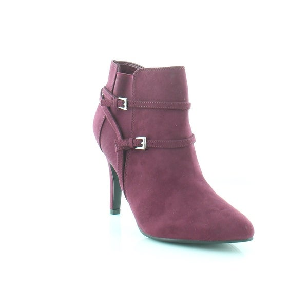 Style & Co. Zoey Women's Boots Wine - 10