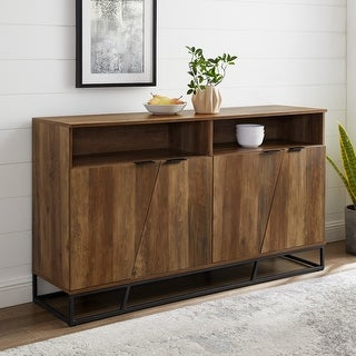 Link to Carbon Loft 58-inch Angled Door Sideboard Similar Items in Dining Room & Bar Furniture