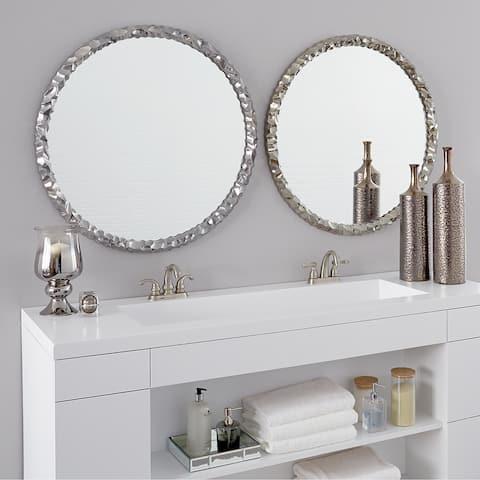 Allan Andrews Round Memphis Wall Mirror