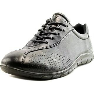 Ecco Babett   Round Toe Leather  Walking Shoe