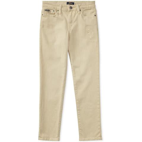 Polo Ralph Lauren Boy's Denim Sullivan Stretch Jeans