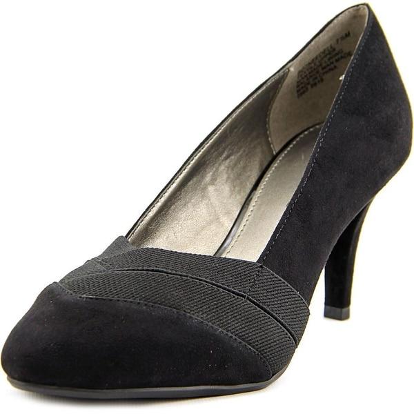 Bandolino Needell Women Pointed Toe Canvas Heels