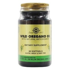 Solgar Wild Oregano Oil (60 Softgels)