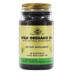 Solgar Wild Oregano Oil (60 Softgels)