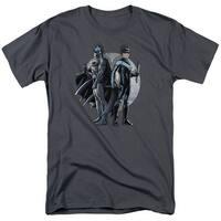 Batman Spotlight Mens Short Sleeve Shirt