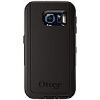 OtterBox 77-51154 Defender Carrying Case (Holster) for Samsung Galaxy S6 - Drop Resistant Interior - Scratch Resistant Screen Pr