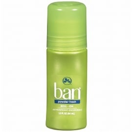Ban Roll On Antiperspirant And Deodorant, Powder Fresh 1.5 oz