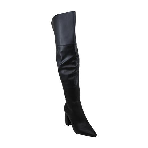 Charles by Charles David Women's Shoes Viceroy Pointed Toe Over Knee Fashion ...