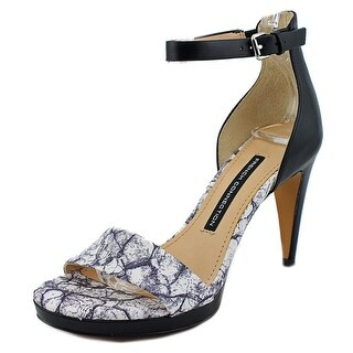 French Connection Nata Women Open Toe Leather Sandals