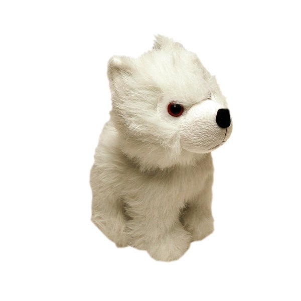 "Game of Thrones 5"" Direwolf Pup ""Ghost"" Plush - multi"
