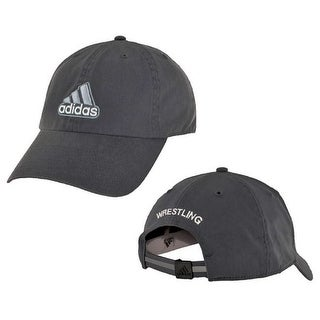 Adidas Adult Youth Wrestling Ultimate Relaxed Cap Hat Black or Khaki aA51363
