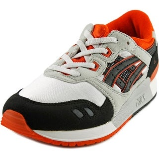 Asics Gel-lyte III PS Youth Round Toe Synthetic Sneakers