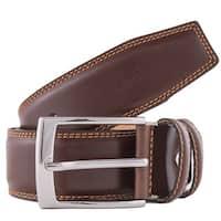 Renato Balestra W658/40   Leather Mens Belt