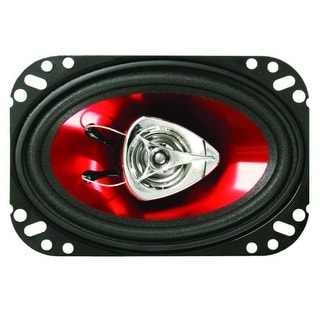 "Boss Chaos Exxtreme Series 4""x6"" 200 Watt 2-Way Full Range Speaker"