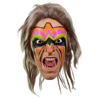 WWE Ultimate Warrior Costume Mask - White