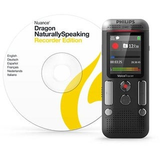 Philips - Dvt2710/00 - Digital Voice Tracer 2710