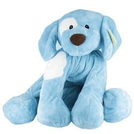 Shop Gund Baby Big Spunky Blue Dog Free Shipping On Orders Over