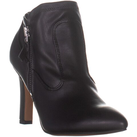 Franco Sarto Kaye Pointed Toe Booties, Black