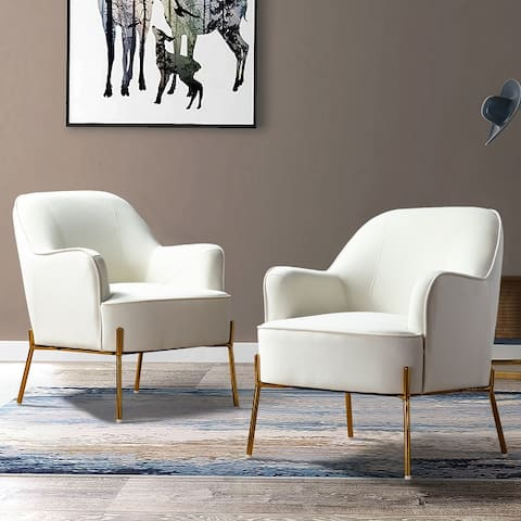 Nora Accent Chair, Set of 2