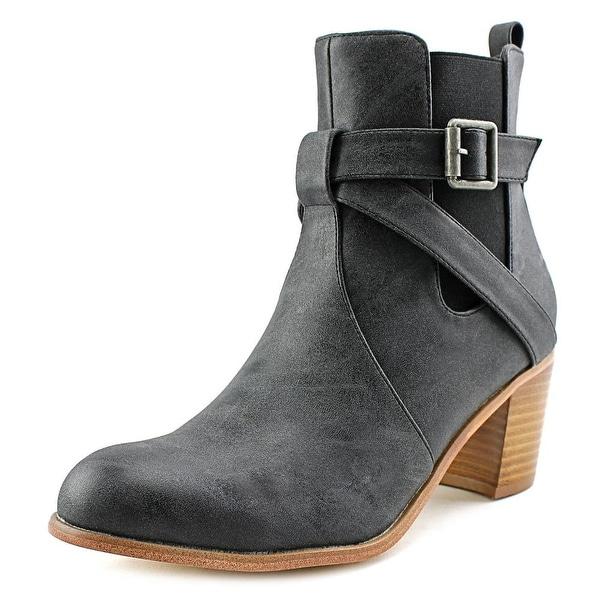 Sbicca Castanet Black Boots