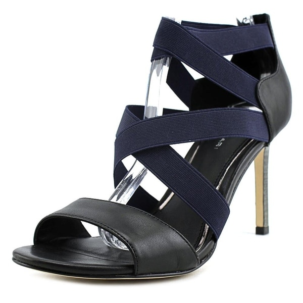 Elie Tahari Sabrina Women Navy Sandals