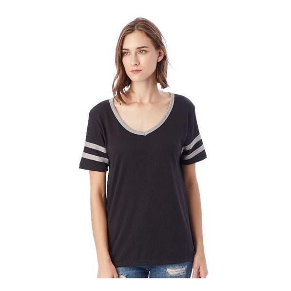 Women's Varsity Vintage Jersey T-Shirt