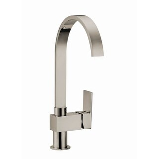Design House 547638 Single Handle Kitchen Faucet - satin nickel - n/a