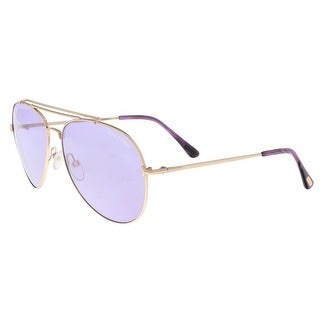 501e46c347 Top Product Reviews for Tom Ford FT0451 S 09C DOMINIC Pewter Aviator ...