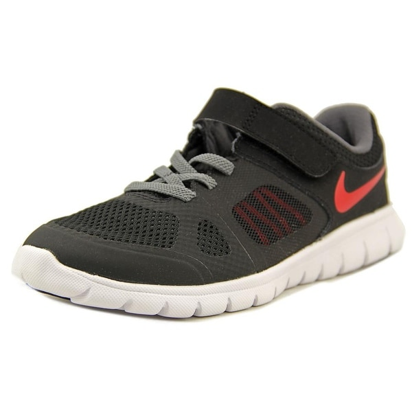 Nike Flex 2014 Rn Round Toe Synthetic Sneakers