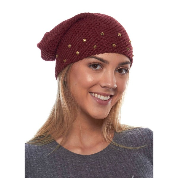 Womens Alyona Knit Winter Hat