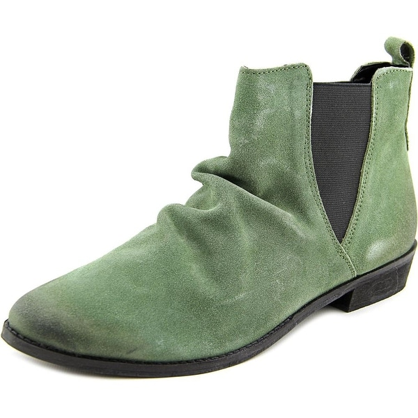Coconuts By Matisse Lee Women  Pointed Toe Suede  Ankle Boot