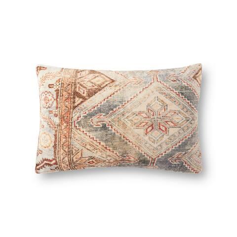 Alexander Home Vintage Boho Flannel Throw Pillow