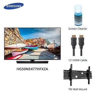Samsung 50 Inch Slim Direct-lit LED Bundle 50 Inch Slim Direct-lit LED
