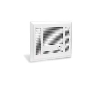 Cadet SL151T 5120 BTU 120 Volt 1500 Watt In-Wall Fan Forced Electric Heater from