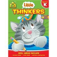 Workbook-Little Thinkers - Grade K