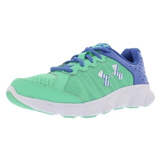 Under Armour Assert 6 Gradeschool Running Girl's Shoes