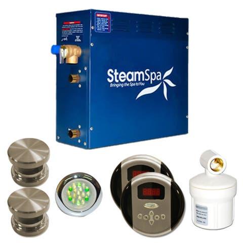 SteamSpa RY1200 Royal 12 kW Steam Generator Package