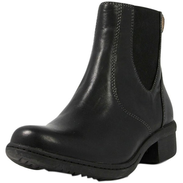 Bogs Outdoor Boots Womens Kristina Chelsea Waterproof Leather