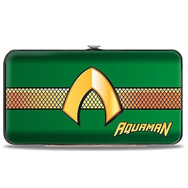 Buckle-Down Hinge Wallet - Aquaman