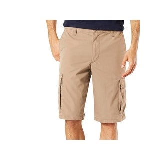 Dockers Mens Casual Shorts Cargo Slit Pockets
