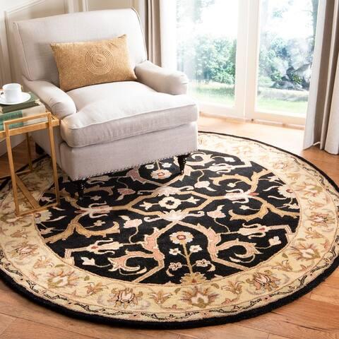 Safavieh Handmade Heritage Lynsey Traditional Oriental Wool Rug