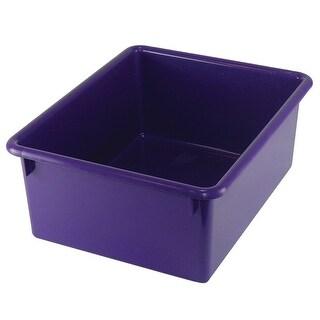 5In Stowaway Letter Box Purple