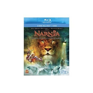 CHRONICLES OF NARNIA LION-COMBO PK (BLU-RAY/DVD/3 DISCS)